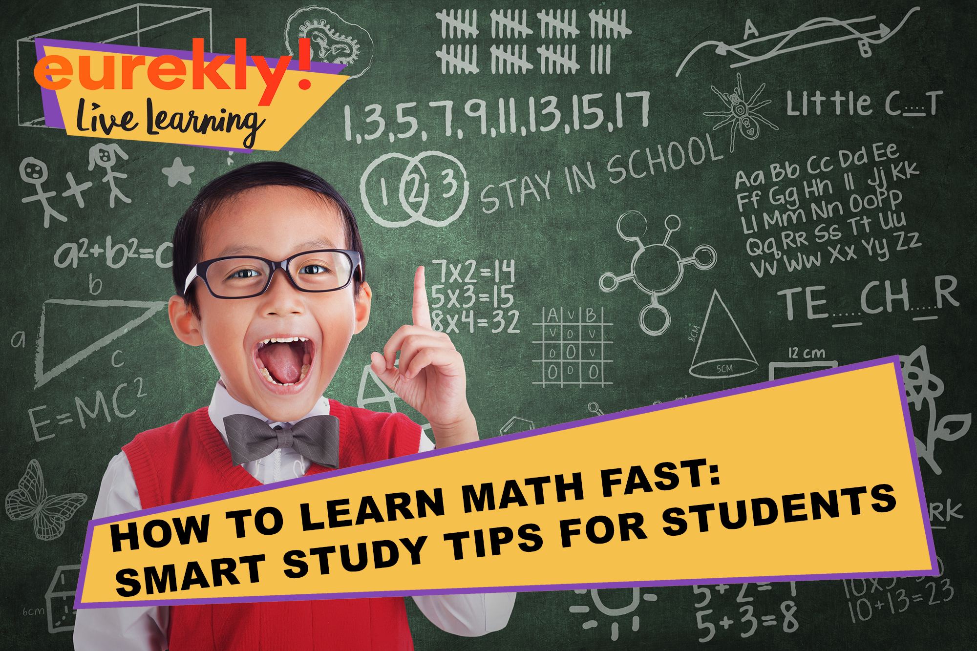 Learn Math FASTER, Not Harder! Super Useful Tips for Math Students