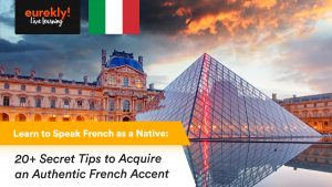 Tips on learning French pronunciation