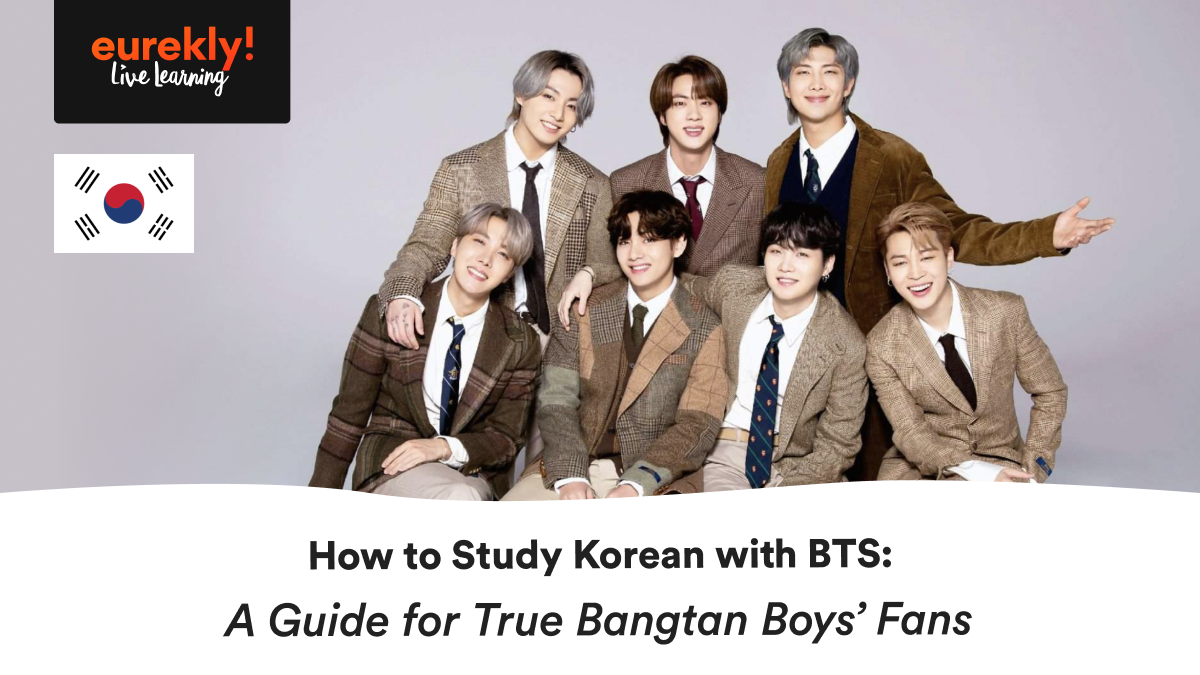 Learning Korean with BTS